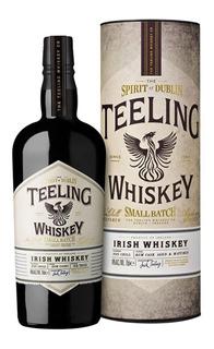 Whisky Irlandes Teeling Irish Small Batch En Lata Regalo
