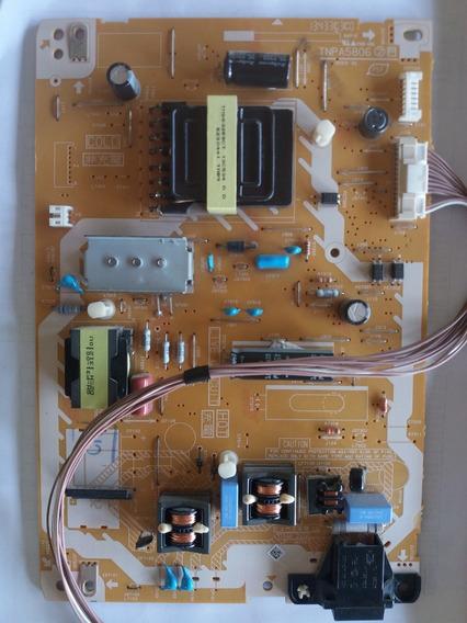 Placa Da Fonte Panasonic Tc-39em6b
