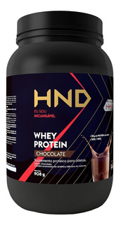Kit Hnd: Whey Protein Chocolate + Bcaa + Creatina