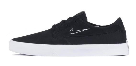 Tênis Nike Sb Shane Preto E Branco
