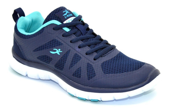 Zapatillas Mujer Deportivas Irun Running Gym 4166 Premium
