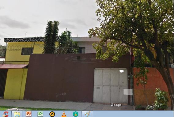 Remate Casa, 3 Recamaras En Rio Churubusco
