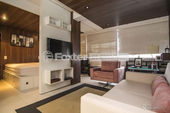 Apartamento, 1 Dormitórios, 40.66 M², Cidade Baixa - 119719