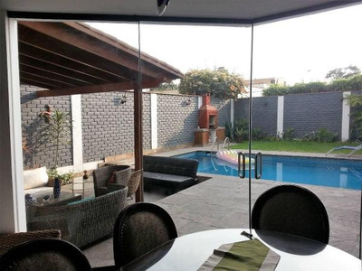 Casa En Condominio Privado Casuarinas Baja En Surco