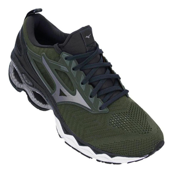 Tênis Mizuno Creation Waveknit 100% Original Com Nota Fiscal