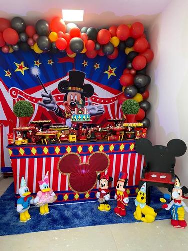 Imagem 1 de 1 de Pacote Decorativo Mickey
