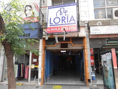Alquiler Local En Flores - 170 M2 - Sin Expensas.-