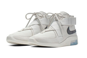 Tênis Nike Air Fear Of God Strap Raid Light Bone (bege).