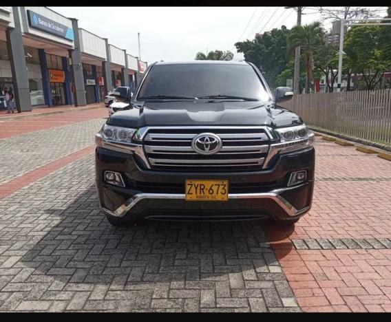 Toyota Sahara V8 4x4 Diesel