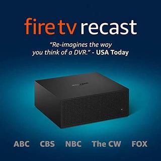 Refundiciã³n De Fire Tv, Dvr Por Aire, 500 Gb, 75 Horas