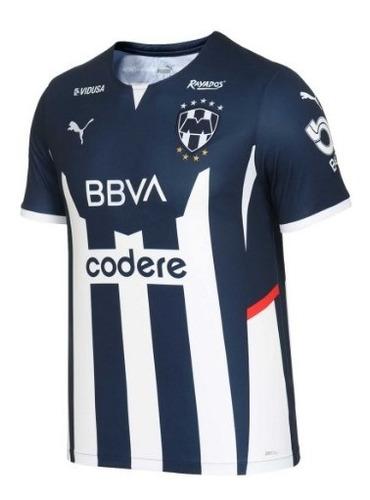 Imagen 1 de 2 de Jersey Monterrey Local 2021-2022