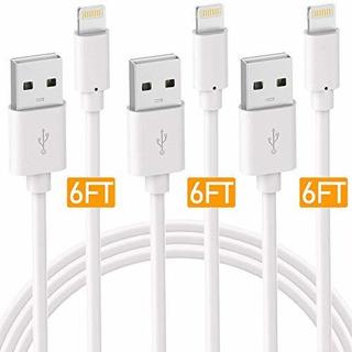 Boost Cable De Carga Usb Para iPhone 8 iPhone 7 6s Y Plus 3