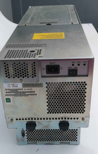 Unidade De Fita Ibm Totalstorage Enterprise 3590 Modelo E