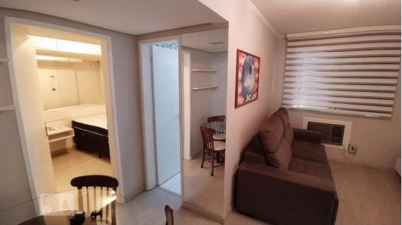 Apartamento Para Aluguel - Cidade Baixa, 1 Quarto, 43 - 893116490