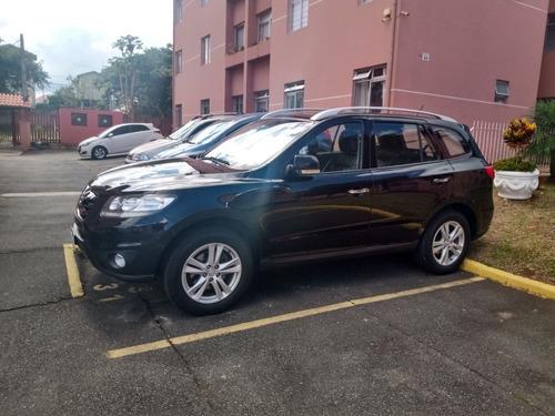 Imagem 1 de 7 de Hyundai Santa Fe 3.5 V6 2011 Segundo Dono