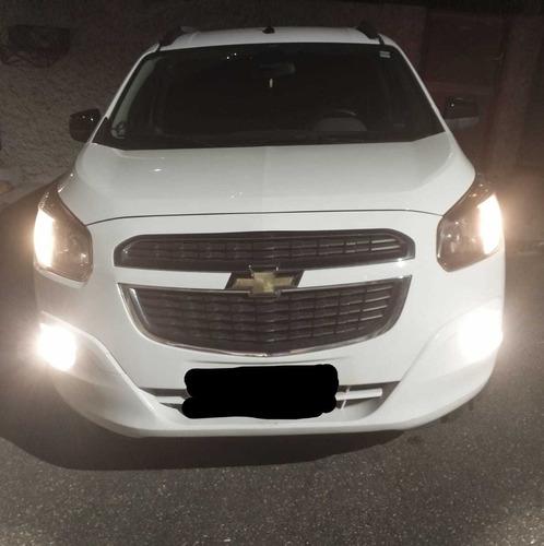 Chevrolet Spin 2018 1.8 Advantage 5l Aut. 5p