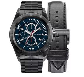 Relógio Masculino Technos Connect Smartwatch Srac/4p Preto
