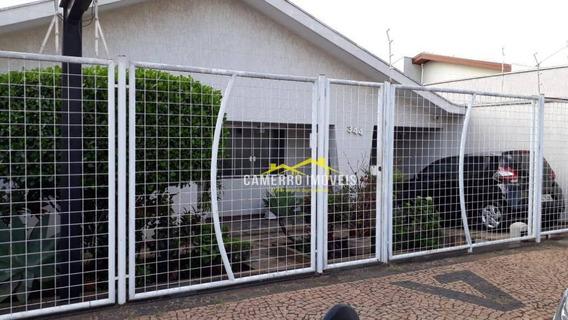 Casa Para Alugar, 65 M² Por R$ 1.300/mês - Jardim Glória - Americana/sp - Ca2217