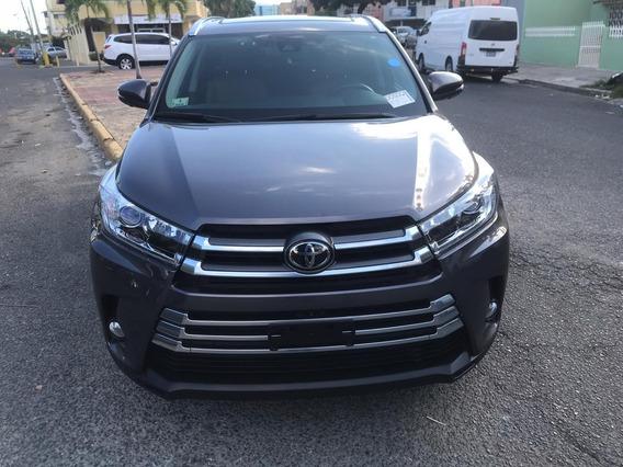 Toyota Highlander Limited P Limited Platinum
