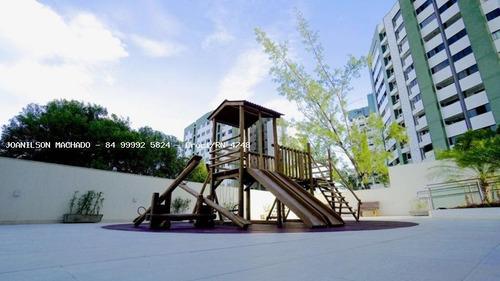 Imagem 1 de 13 de Apartamento Para Venda Em Natal, Barro Vermelho - Palazzo Barro Vermelho, 3 Dormitórios, 1 Suíte, 3 Banheiros, 2 Vagas - Ap1387-pa_2-1021537