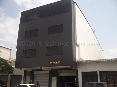 Edificio En Alquiler Centro Barquisimeto Lara 21-5674