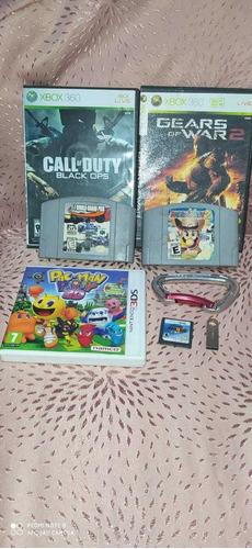 Juegos Nintendo 64 Gameboy Ds