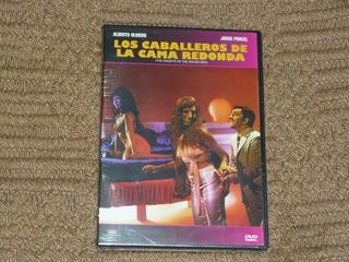 Los Caballeros De La Cama Redonda - Olmedo Porcel Dvd Nuevo!