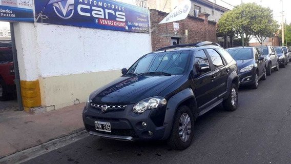 Fiat Palio Weekend Extreme 1.6 2015 ¡¡impecable!!