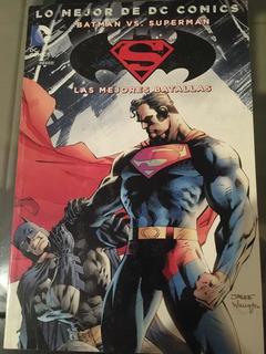 Dc Comics Batman Vs Superman
