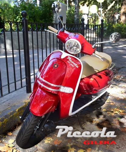 Imagen 1 de 9 de Scooter Gilera Piccola 150 Sg 0km 2021 Moto Baires  Ahora 18
