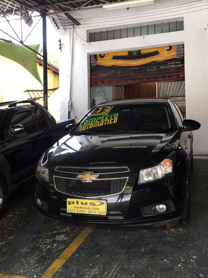 Chevrolet Cruze Lt 1.8 Completo - 2013 Automático