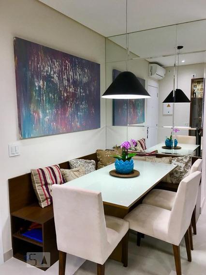Apartamento Para Aluguel - Chácara Santo Antonio, 1 Quarto, 78 - 893106417