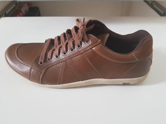 Sapato Masculino Mr Cat 41 Marrom