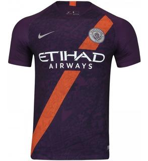Camisa 3 Manchester City 18/19