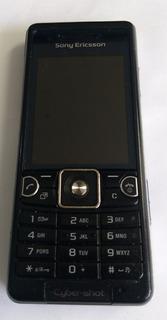 Sony Ericsson C510 Desbloqueado Semi Novo Tm