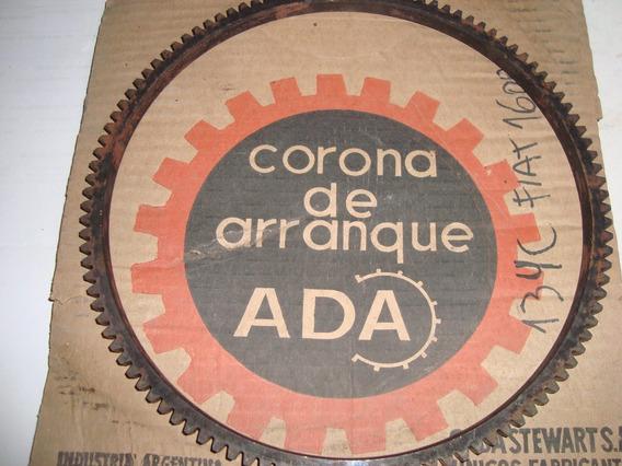 Corona De Arranque Ada Fiat 1600