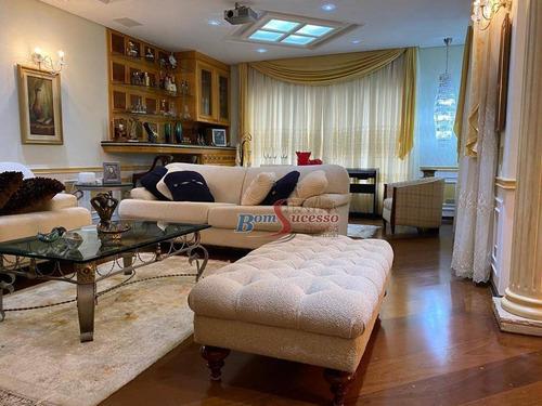 Imagem 1 de 29 de Apartamento Com 4 Dormitórios À Venda, 242 M² Por R$ 1.299.000,00 - Tatuapé - São Paulo/sp - Ap2915