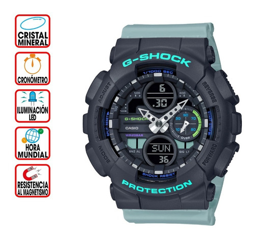 Reloj G-shock S-series Gma-s140-2