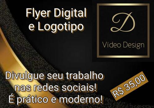 Flyers, Logotipos E Convites Digitais
