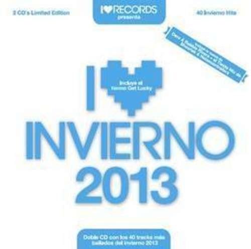 Cd Invierno 2013 Interpretes Varios 2 Cds