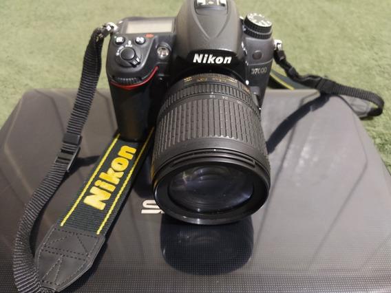 Nikon D7000 + Lente 50mm 1:1.8 Nikkor + Brinde !