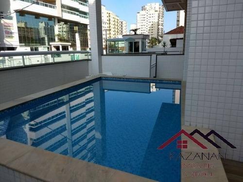 Apartamento - 2 Dormitórios - Praia Grande Guilhermina - 1636