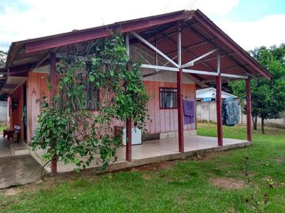 Casa Com Ótimo Terreno No Loteamento Ramos 2 - Ca0076