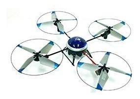 Drone Quad Quadcoptero Walkera Ufo-5 Masteruz