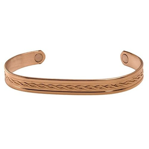 c58c9e68ab84 Sabona Of London Pulsera De Cobre L  xl 1