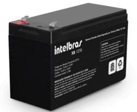 Bateria Intelbras Para Nobreak/alarme 12v 7ah-xb1270