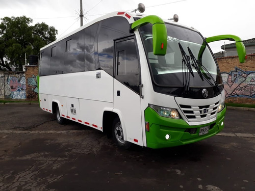 Buseta Volkswagen 9.160 30 P - Transporte Especial
