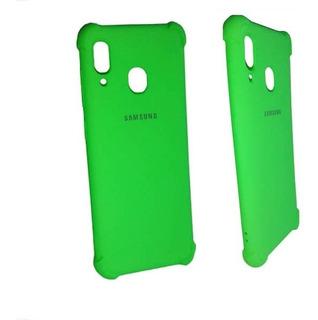 Forro Para Teléfono Samsung A30 Antigolpes Excelente Calidad