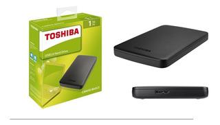 Disco Duro Externo Toshiba 1tb Usb 3.0 Y 2.0 - Celtronic