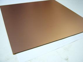 Placa Circuito Impresso Virgem Fenolite 20x20cm Pcb Padrão